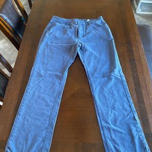 Vineyard Vines Men's 5-Pocket Pants - Blue Canvas